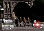 Image of Allied troops in London during World War II London England United Kingdom, 1944, second 44 stock footage video 65675020892
