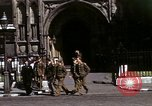 Image of Allied troops in London during World War II London England United Kingdom, 1944, second 47 stock footage video 65675020892