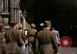 Image of Allied troops in London during World War II London England United Kingdom, 1944, second 48 stock footage video 65675020892