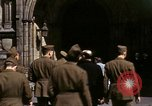 Image of Allied troops in London during World War II London England United Kingdom, 1944, second 49 stock footage video 65675020892