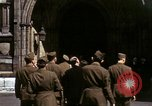 Image of Allied troops in London during World War II London England United Kingdom, 1944, second 50 stock footage video 65675020892