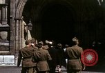 Image of Allied troops in London during World War II London England United Kingdom, 1944, second 51 stock footage video 65675020892