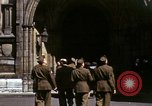 Image of Allied troops in London during World War II London England United Kingdom, 1944, second 53 stock footage video 65675020892