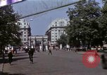 Image of Allied troops in London during World War II London England United Kingdom, 1944, second 54 stock footage video 65675020892