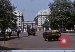 Image of Allied troops in London during World War II London England United Kingdom, 1944, second 57 stock footage video 65675020892