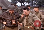 Image of War correspondents United Kingdom, 1944, second 16 stock footage video 65675020895