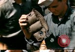 Image of Puppy in life preserver United Kingdom, 1944, second 8 stock footage video 65675020899
