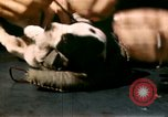 Image of Puppy in life preserver United Kingdom, 1944, second 25 stock footage video 65675020899