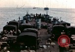 Image of Resupply of invasion forces Normandy France, 1944, second 7 stock footage video 65675020903