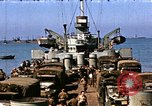 Image of Resupply of invasion forces Normandy France, 1944, second 47 stock footage video 65675020903