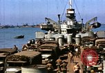 Image of Resupply of invasion forces Normandy France, 1944, second 49 stock footage video 65675020903