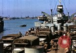 Image of Resupply of invasion forces Normandy France, 1944, second 50 stock footage video 65675020903