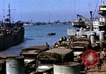 Image of Resupply of invasion forces Normandy France, 1944, second 52 stock footage video 65675020903
