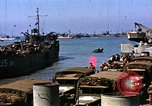 Image of Resupply of invasion forces Normandy France, 1944, second 53 stock footage video 65675020903
