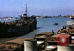Image of Resupply of invasion forces Normandy France, 1944, second 54 stock footage video 65675020903