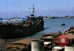 Image of Resupply of invasion forces Normandy France, 1944, second 55 stock footage video 65675020903