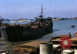 Image of Resupply of invasion forces Normandy France, 1944, second 56 stock footage video 65675020903