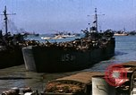Image of Resupply of invasion forces Normandy France, 1944, second 58 stock footage video 65675020903