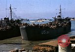 Image of Resupply of invasion forces Normandy France, 1944, second 59 stock footage video 65675020903
