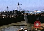 Image of Resupply of invasion forces Normandy France, 1944, second 61 stock footage video 65675020903