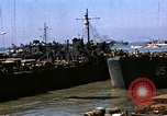 Image of Resupply of invasion forces Normandy France, 1944, second 62 stock footage video 65675020903