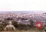 Image of Allies in Cherbourg Cherbourg Normandy France, 1944, second 4 stock footage video 65675020904