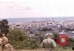 Image of Allies in Cherbourg Cherbourg Normandy France, 1944, second 8 stock footage video 65675020904