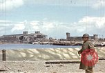 Image of Allies in Cherbourg Cherbourg Normandy France, 1944, second 22 stock footage video 65675020904