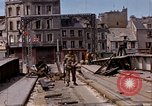 Image of Allies in Cherbourg Cherbourg Normandy France, 1944, second 39 stock footage video 65675020904