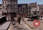 Image of Allies in Cherbourg Cherbourg Normandy France, 1944, second 40 stock footage video 65675020904