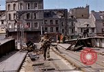 Image of Allies in Cherbourg Cherbourg Normandy France, 1944, second 41 stock footage video 65675020904