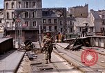 Image of Allies in Cherbourg Cherbourg Normandy France, 1944, second 43 stock footage video 65675020904