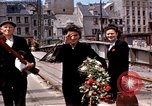 Image of Allies in Cherbourg Cherbourg Normandy France, 1944, second 45 stock footage video 65675020904