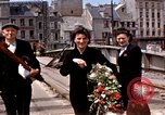 Image of Allies in Cherbourg Cherbourg Normandy France, 1944, second 46 stock footage video 65675020904