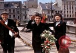 Image of Allies in Cherbourg Cherbourg Normandy France, 1944, second 47 stock footage video 65675020904