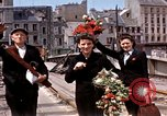 Image of Allies in Cherbourg Cherbourg Normandy France, 1944, second 50 stock footage video 65675020904