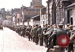 Image of Allies in Cherbourg Cherbourg Normandy France, 1944, second 52 stock footage video 65675020904
