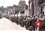 Image of Allies in Cherbourg Cherbourg Normandy France, 1944, second 53 stock footage video 65675020904