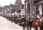 Image of Allies in Cherbourg Cherbourg Normandy France, 1944, second 55 stock footage video 65675020904