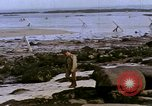 Image of Allied troops advancing through ruins and beach obstacles Valognes France, 1944, second 44 stock footage video 65675020907