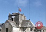 Image of fishing village Barfleur France, 1944, second 7 stock footage video 65675020908