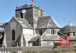 Image of fishing village Barfleur France, 1944, second 10 stock footage video 65675020908