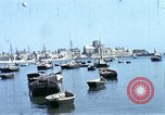 Image of fishing village Barfleur France, 1944, second 11 stock footage video 65675020908
