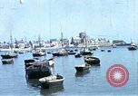 Image of fishing village Barfleur France, 1944, second 12 stock footage video 65675020908