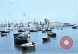 Image of fishing village Barfleur France, 1944, second 13 stock footage video 65675020908