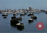 Image of fishing village Barfleur France, 1944, second 21 stock footage video 65675020908