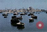 Image of fishing village Barfleur France, 1944, second 22 stock footage video 65675020908