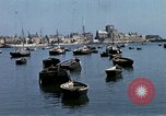 Image of fishing village Barfleur France, 1944, second 23 stock footage video 65675020908
