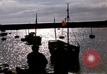 Image of fishing village Barfleur France, 1944, second 31 stock footage video 65675020908