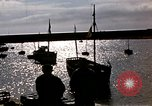 Image of fishing village Barfleur France, 1944, second 33 stock footage video 65675020908